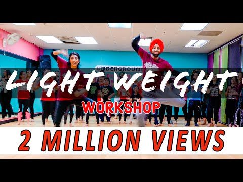 Bhangra Empire - Light Weight Workshop - Featuring DJ HANS