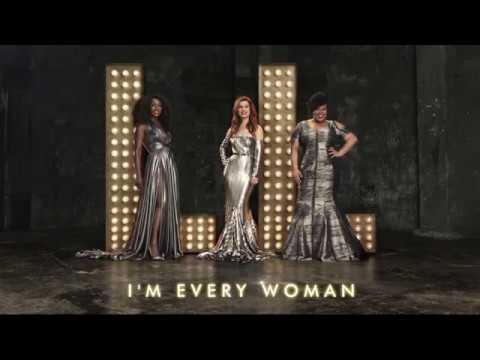 Leading Ladies - I'm Every Woman (Lyric Video)