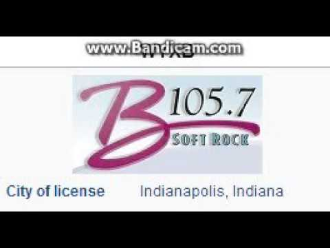"25 Days of Christmas Radio - Day 9: WYXB: ""B105.7"" Indianapolis, IN TOTH ID 4pm ET--12/09/15"