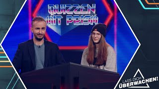 Die PRISM Is A Dancer Show – Quizzen mit PRISM