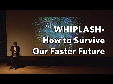 WHIPLASH-How to Survive Our Faster Future