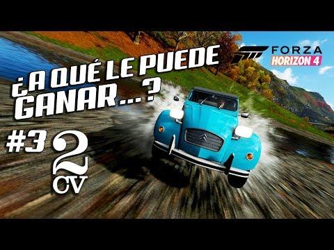 ¿A QUÉ PUEDE GANAR UN 2 CV? | Forza Horizon 4 | Xbox One thumbnail