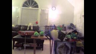 Real Life Video Games Episode 4- Angry Birds Seasons Real Life (Halloween Special)