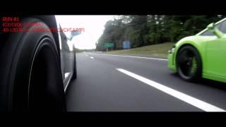 Lamborghini Gallardo LP560-4 vs. Lamborghini Gallardo