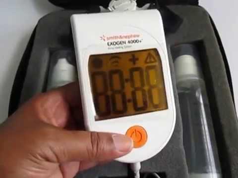 Exogen 4000 Bone Healing System For Sale Ultrasound Youtube