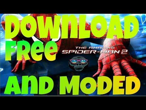 the amazing spider man apk mod