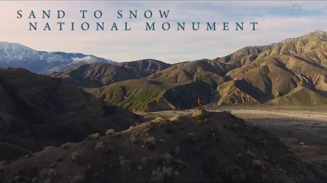 Mojave Trails, Sand To Snow And Castle Mountains National