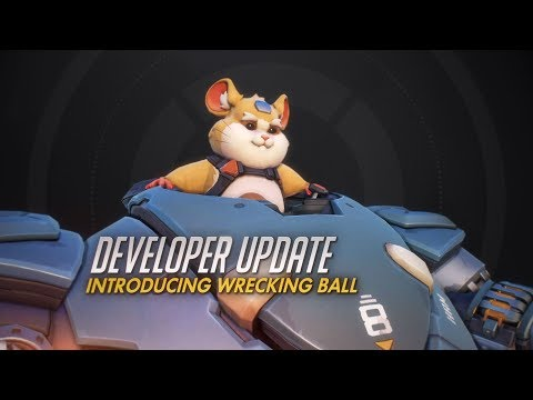 Developer Update | Introducing Wrecking Ball | Overwatch