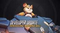 Developer Update | Introducing Wrecking Ball | Overwatch