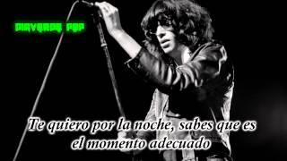 Joey Ramone- 21st Century Girl- (Subtitulado en Español)
