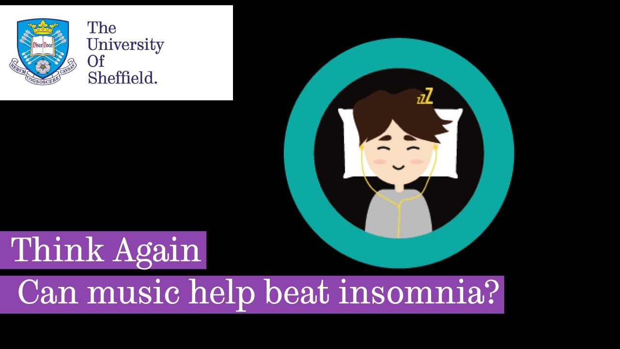 How listening to music could help you beat insomnia