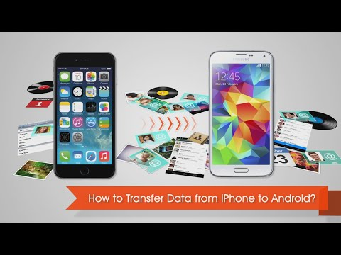 Can i transfer my iphone apps to android