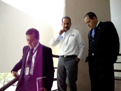 Visita al ITESM campus Aguascalientes (01/06)