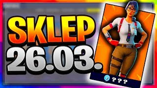 FORTNITE 26.03 STORE * I LOVE THIS SKINA! * | SMARTE