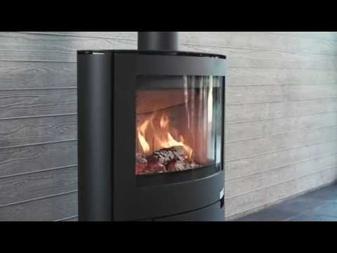 aduro kaminofen 15 3 6 5 kw raumheizverm gen 334 m schwarz bauhaus. Black Bedroom Furniture Sets. Home Design Ideas