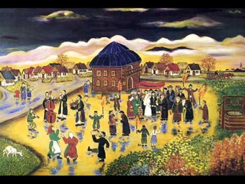 Dave Tarras Фрейлахс Весёлый еврейский танец Freilachs Yiddish