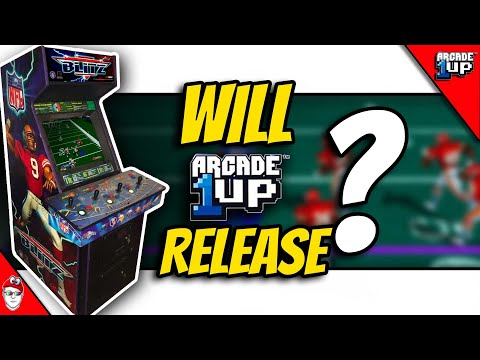 Will Arcade1up release NFL Blitz? from Console Kits