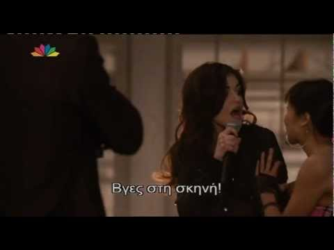 A Cinderella Story: Once Upon a Song  Perfomance Greek subs