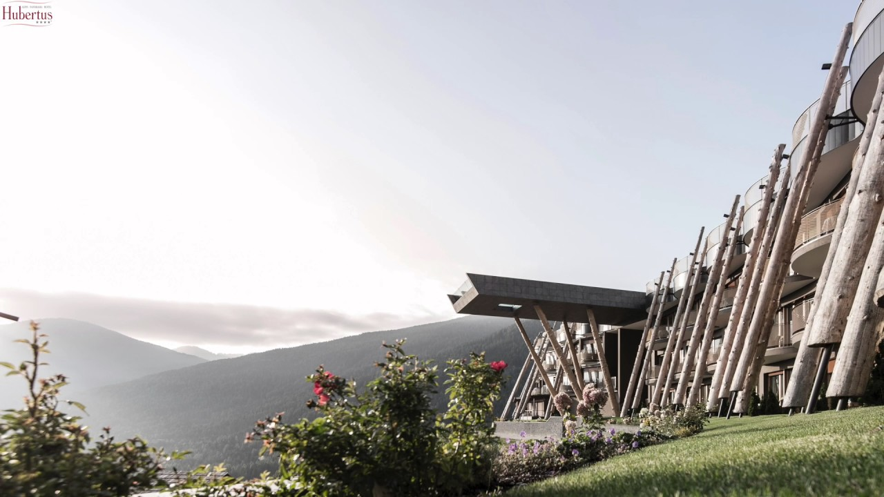 Alpin Panorama Hotel Hubertus Youtube