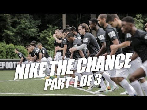 Nike The Chance in Zeist - Who has what it takes?