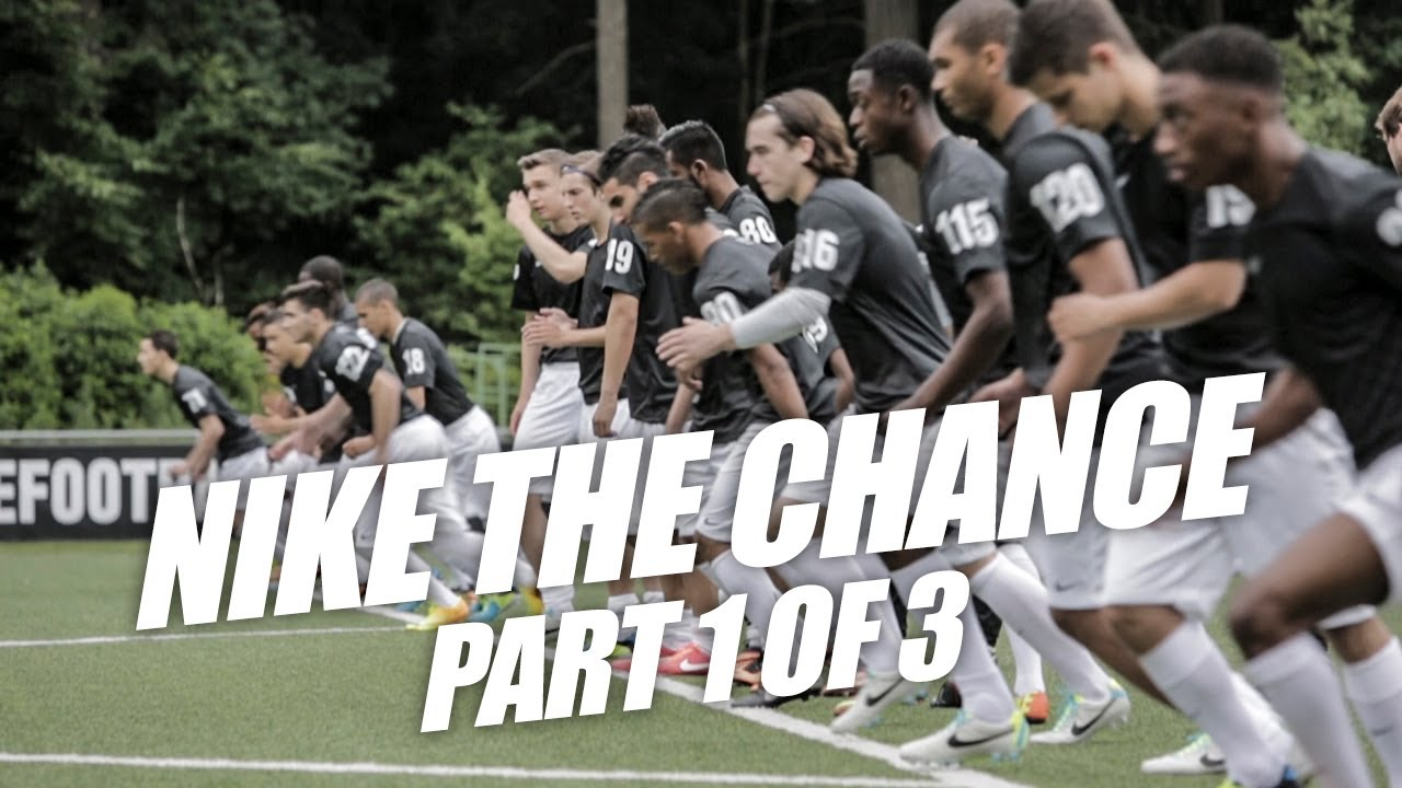 Admitir pub Continuar  Nike The Chance in Zeist - Who has what it takes? - YouTube