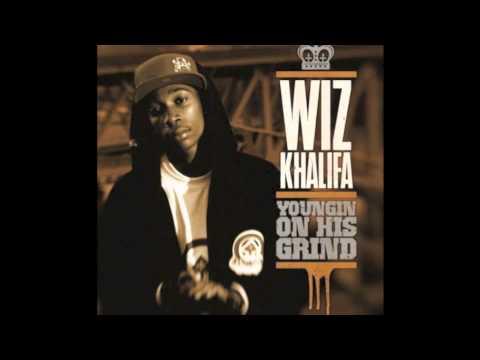 Wiz Khalifa - youngin on his grind (beat)