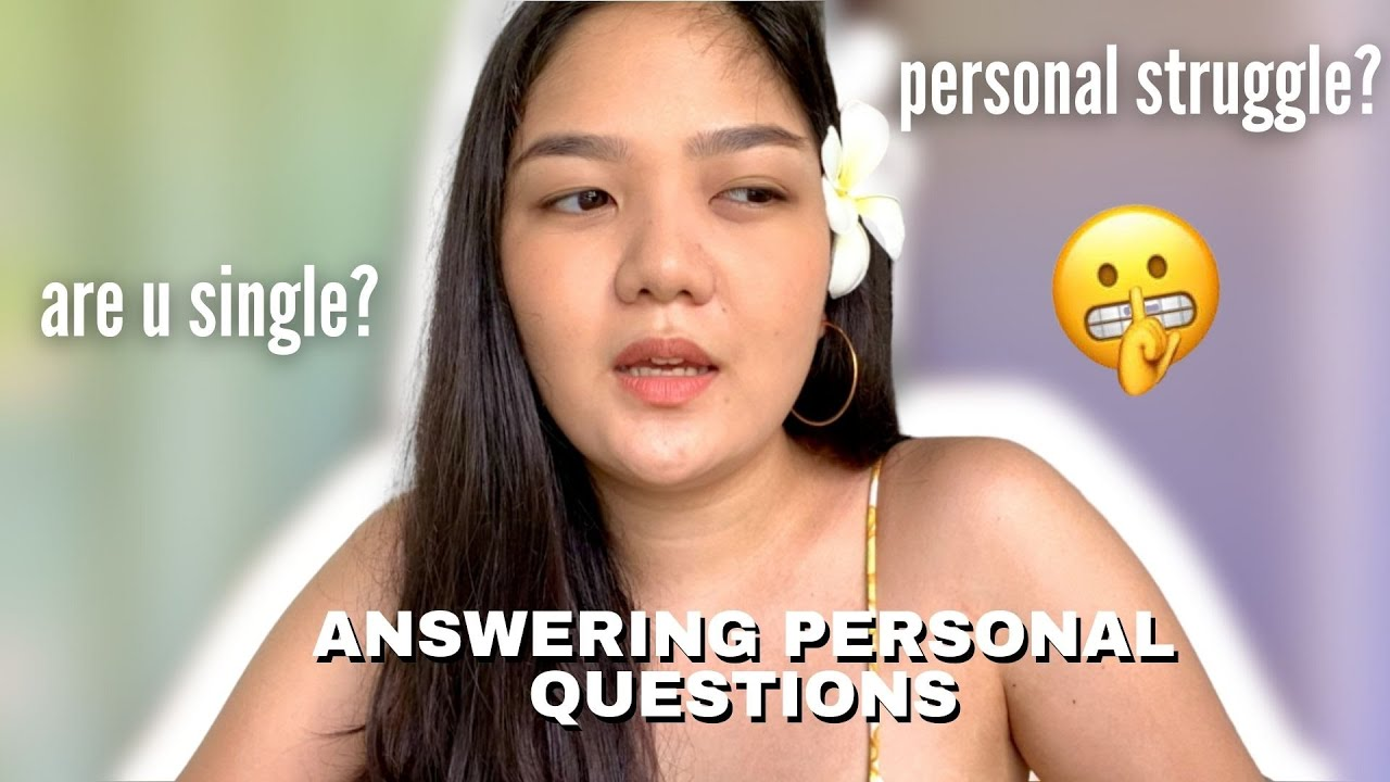 Download Answering Personal Questions (who am i close to? mom or dad?) | Nina Stephanie