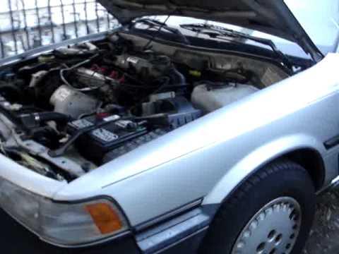 1988 Toyota Supra >> 1987 TOYOTA CAMRY WAGON FOR SALE - YouTube