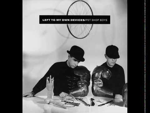 Pet Shop Boys - Left To My Own Devices (Maximus Instrumental Version)