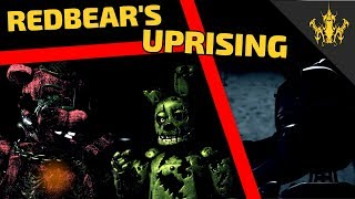 ⭐️Five Nights at Freddy's - Redbear's Uprising   Bertbert⭐️