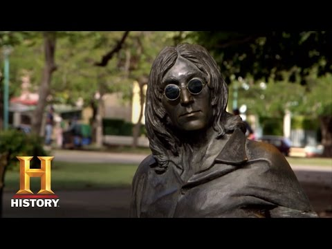 Ozzy and Jack's World Detour: Visiting the John Lennon Statue in Cuba | History