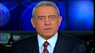 Dan Rather's final CBS Evening News - March 9, 2005.