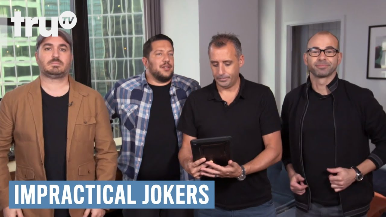 "Impractical Jokers - ""I Will Never Forgive You"" Ep. 726 (Web Chat) 