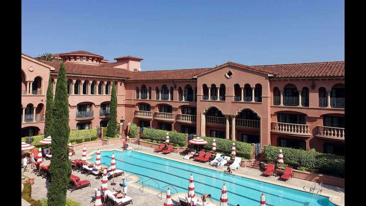 Fairmont Grand Del Mar In San Diego Prado Suite Youtube