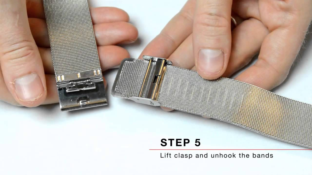 Apple Watch Replacement Band Instructions and Review