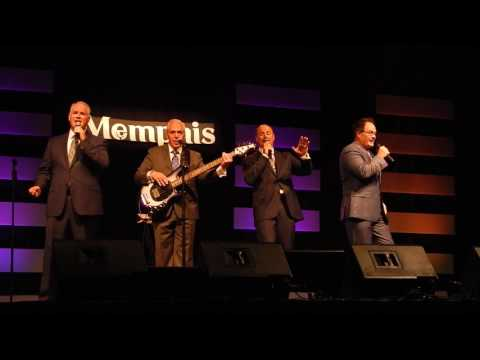 The Second-Half Quartet sings  During the Rapture