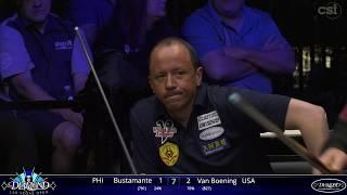 Shane Van Boening vs Francisco Bustamante | 2020 Diamond Las Vegas Open | Match #3