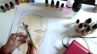 How to Create a Bridal Look with Hollywood Air Airbrush Make-up Thumbnail