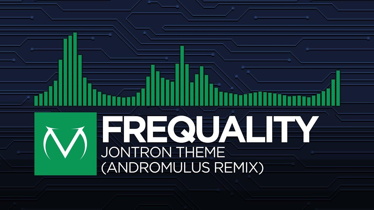[Glitch Hop] - Frequality - JonTron Theme (Andromulus Remix) [Free Download]