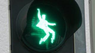 Элвис на светофоре