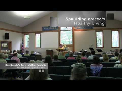 Spaulding Wellness Series with Gary and Lynn Brennan