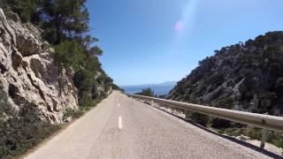 Mallorca cycling - Alcudia to Cap de Formentor