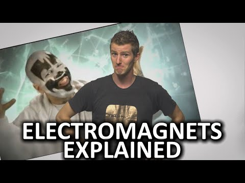 Electromagnets - How Do They Work?