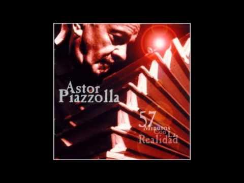Piazzolla tres minutos con la realidad Piazzolla Sextet 1989