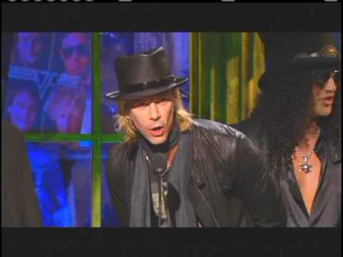 Velvet Revolver induct Van Halen Rock and Roll Hall of Fame inductions 2007