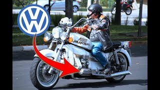 Volkswagen Engine Motorcycle  - AMAZONAS