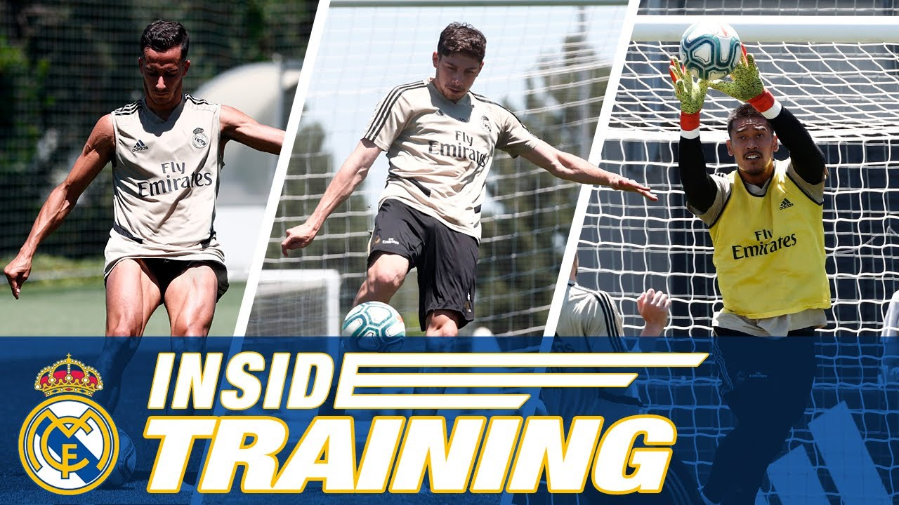 🆒 ALL ACCESS   Courtois, Lucas Vázquez and team prepare for Athletic match!