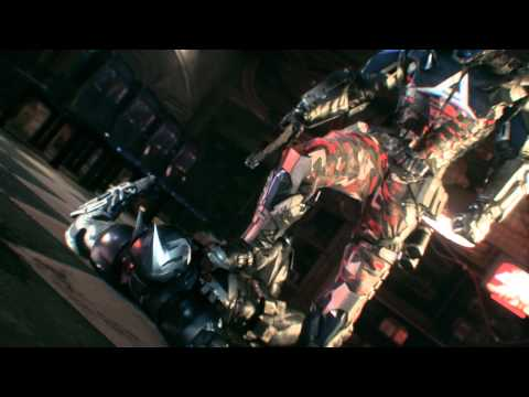 Batman: Arkham Knight - City of Fear Part 7: Infiltrate Magiani Island Tunnel