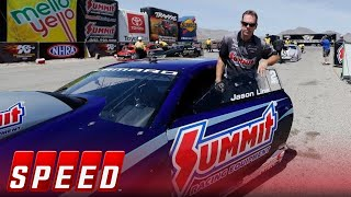 'My Journey' with Jason Line | 2018 NHRA DRAG RACING