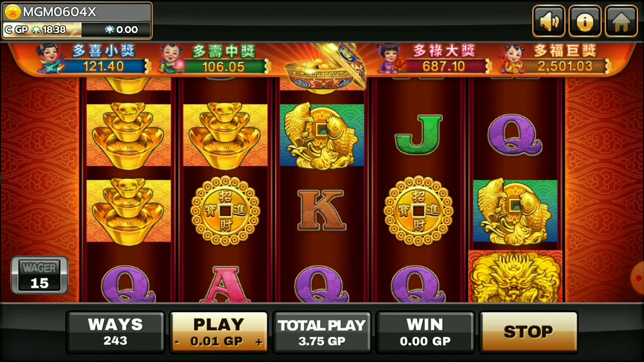 JOKER Slot Golden.Dragon modal$50 Untung $500. - YouTube